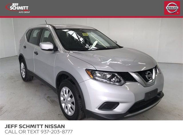 Certified Pre-Owned 2016 Nissan Rogue S AWD 4D Sport Utility