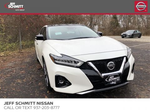 New 2020 Nissan Maxima Platinum FWD 4D Sedan