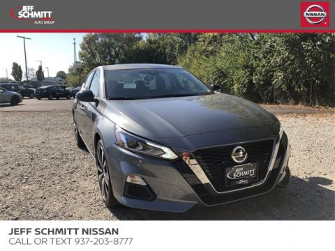 New 2020 Nissan Altima 2.5 SR AWD 4D Sedan