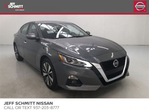 Certified Pre-Owned 2019 Nissan Altima 2.5 SV FWD 4D Sedan
