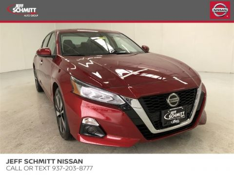 Certified Pre-Owned 2019 Nissan Altima 2.5 SL AWD 4D Sedan