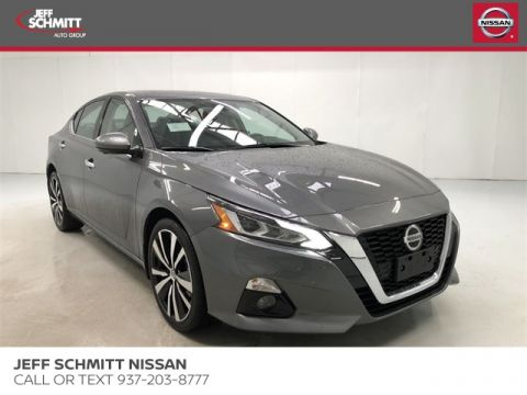 Certified Pre-Owned 2019 Nissan Altima 2.5 Platinum AWD 4D Sedan