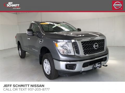 Certified Pre-Owned 2018 Nissan Titan XD SV RWD 2D Standard Cab