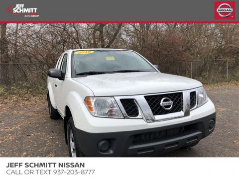 Certified Pre-Owned 2018 Nissan Frontier S RWD King Cab