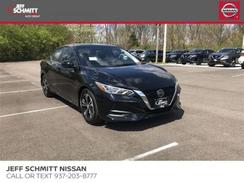 New 2020 Nissan Sentra SV FWD 4D Sedan