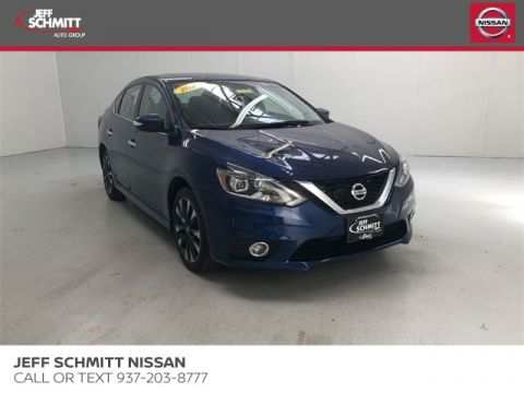 Certified Pre-Owned 2017 Nissan Sentra SR Turbo Premium FWD 4D Sedan