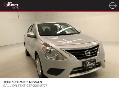 Certified Pre-Owned 2019 Nissan Versa 1.6 SV FWD 4D Sedan