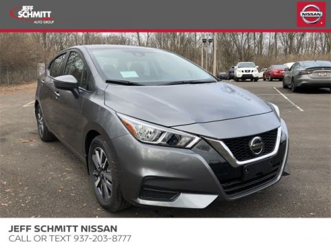 New 2020 Nissan Versa 1.6 SV FWD 4D Sedan
