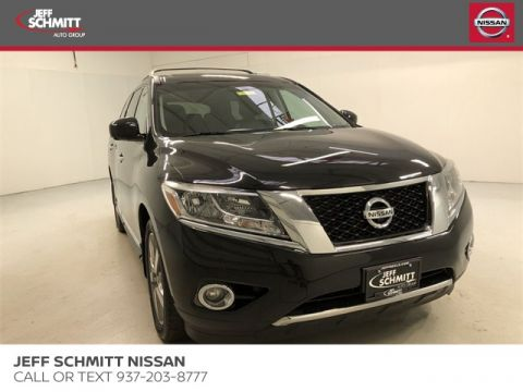 Certified Pre-Owned 2015 Nissan Pathfinder Platinum FWD 4D Sport Utility