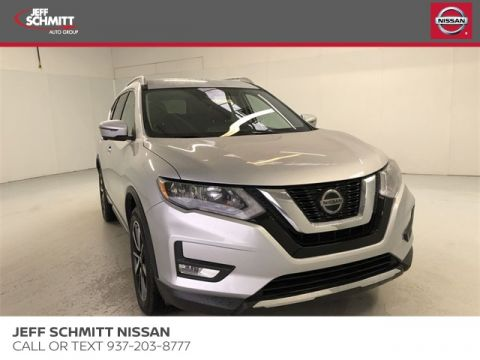 Certified Pre-Owned 2019 Nissan Rogue SL AWD 4D Sport Utility