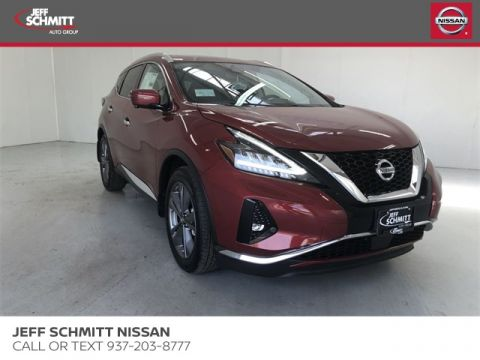 Certified Pre-Owned 2019 Nissan Murano Platinum AWD 4D Sport Utility
