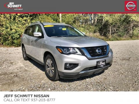 Certified Pre-Owned 2019 Nissan Pathfinder SV FWD 4D Sport Utility