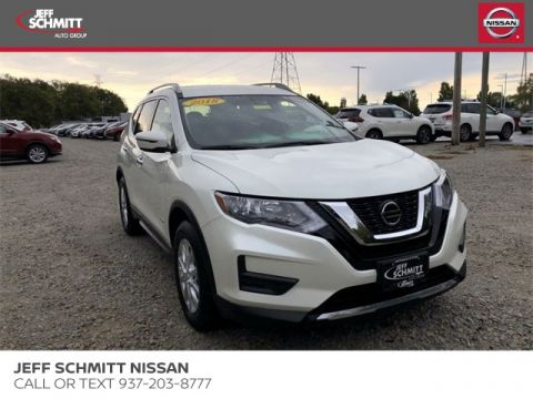 Certified Pre-Owned 2018 Nissan Rogue Hybrid SV FWD 4D Sport Utility