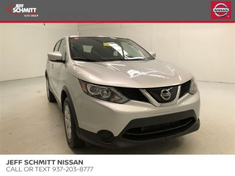 Certified Pre-Owned 2019 Nissan Rogue Sport S FWD 4D Sport Utility