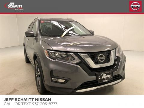 Certified Pre-Owned 2017 Nissan Rogue SL FWD 4D Sport Utility