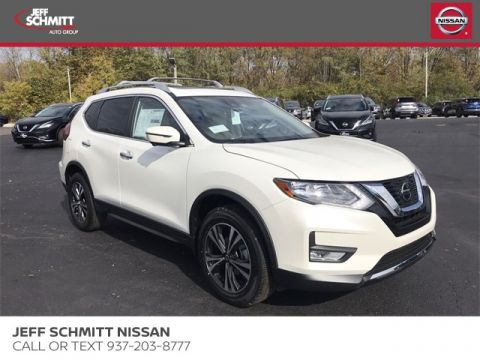 New 2020 Nissan Rogue SV AWD 4D Sport Utility