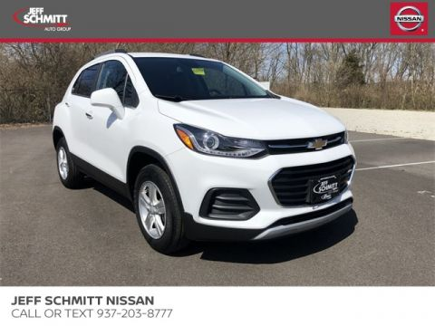 Pre-Owned 2017 Chevrolet Trax LT AWD 4D Sport Utility