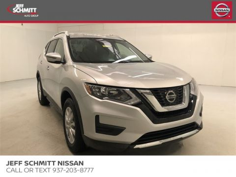 Certified Pre-Owned 2020 Nissan Rogue SV AWD 4D Sport Utility
